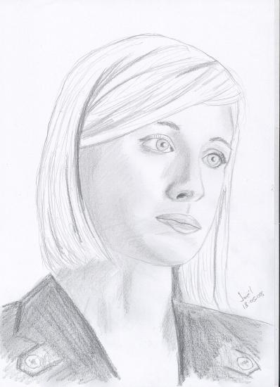 Allison Mack by klk68
